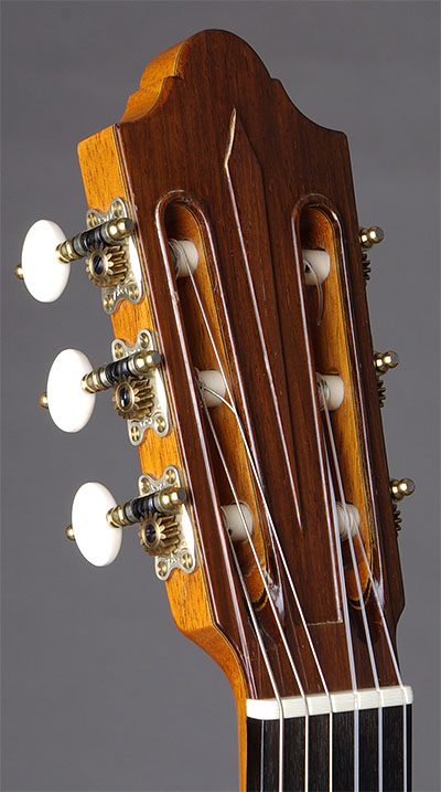 Daniel Friederich Headstock