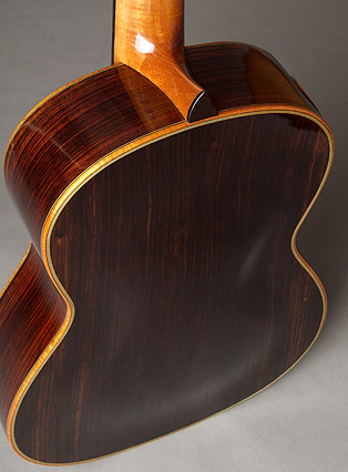 Espressivo - East Indian Rosewood