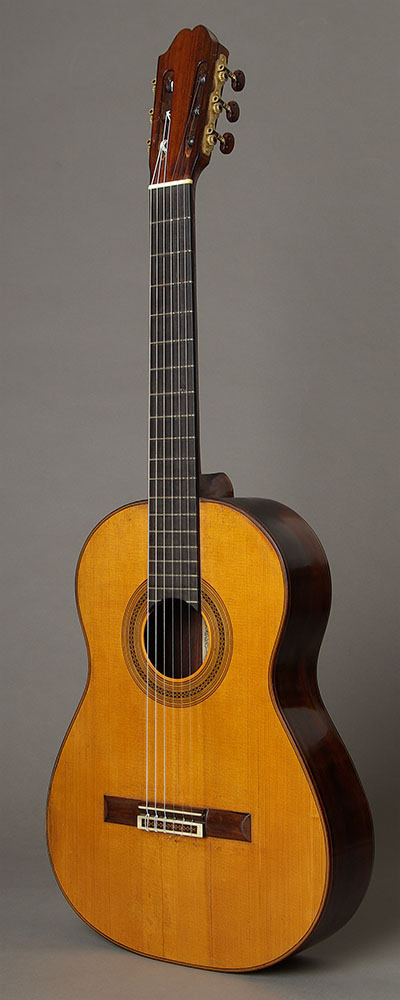 Bouchet 1950 Spruce/ Rosewood