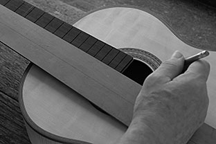Voigt Luthiers classical guitars